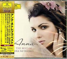 ANNA NETREBKO-THE BEST OF ANNA NETREBKO -JAPAN SHM-CD D46