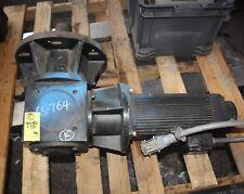 Baldor ASR AC Servo Motor VDE0530 3 PHASE BSM 6R-21-75-B5 A7-9-10-25-701 4000rpm