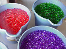 Water Beads used for Centerpiece Candles, LED water lights , Vase Filler Decor