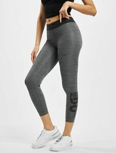 Women's Nike Pro Dri-Fit JDI 7/8 Training Tights CQ9313-010 Heather Grey