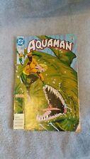 Dc Comics 11 Oct 92 Aquaman
