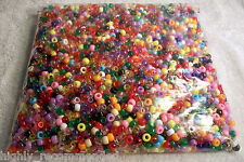 Beads Beads Beads - Misc Lot w/Approximately 4000 Beads