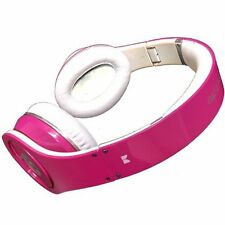 Beats by Dr. Dre Studio Full Size Wired Over Ear Isolation Headphones Pink