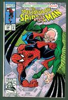 Spectacular Spider-Man #188 VF/NM Marvel 1992 Vulture Cover