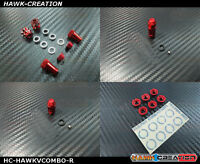 Futaba,Spektrum,DJI,VControl,M3//Orange//V2 Hawk Creation Anti-Slip Stick Rocker