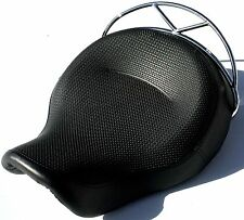 Genuine Harley Davidson FXDP Dyna Defender Police Seat Chrome Saddle Grab Rail