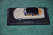 Voiture de Collection - Voiture d'Exception Atlas - Citroën DS 19 - 1956