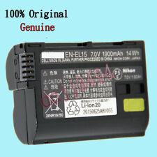 New Original  EN-EL15 Battery for Nikon D7500 D7100 D7200 D7000 D850 D810