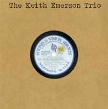 The Keith Emerson Trio Album - Early Recordings From ELP Man