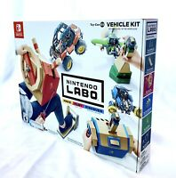 Nintendo Labo Vehicle Kit - Toy Con 03 For Nintendo Switch Car Plane Submarine