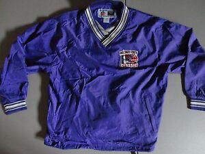 Purple Alabama Crimson Tide 2009 Rocket City Classic NCAA Pullover V Jacket XL