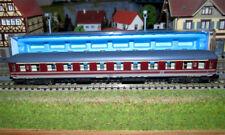 RIVAROSSI scala N carrozza passeggeri FS rosso fegato 1° cl. art. 9618 OVP