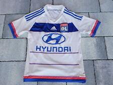 MAILLOT OL adidas ENFANT foot FOOTBALL equipe de lyon OLYMPIQUE LYONNAIS hyundai
