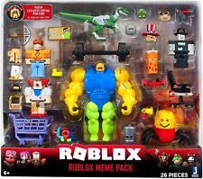 Roblox Action Collection - Meme Pack Playset Pack New 2020 🔥🔥