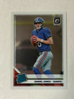 DANIEL JONES 2019 Donruss Optic BASE ROOKIE RC #154! GIANTS! INVEST! HUGE SALE!