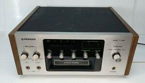 Vintage Pioneer H-R99 8-Track Tape Deck Player Recorder