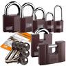 Vorhängeschloss mit 5 Schlüssel ASSA ABLOY LOB STD! Ein- Schlüssel-System!