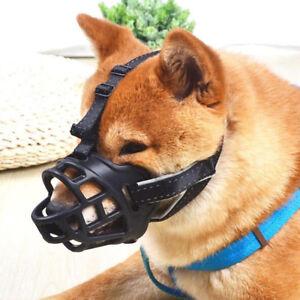 Anti Barking Anti-Bite Pet Supplies Sturdy Multi-Size Dog Mouth Cover BB