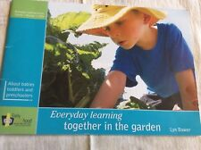Everyday Learning Together in the Garden: Vol 7 No 1 by Lyn Bower (Paperback,...