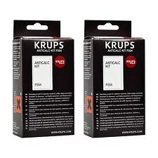 2 x KRUPS AntiCalc Kit F054 Entkalkungsset