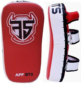 Flaresports Thai Arm Pd Curve Kick Boxing MMA Muay Punch Bag UFC Strike Shield