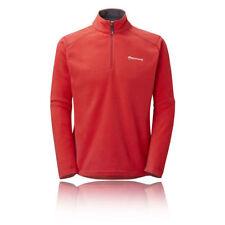 Abbiglimento sportivo da uomo caldo rosso a manica lunga