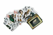 Attack on Titan Anime Playing Cards