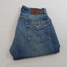 Mens Ralph Lauren Anthony Mercer Jeans Waist 29 Leg 30 Button Fly (M5122)
