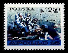 Apollo 15, Mondfahrzeug. 1W. Polen 1971