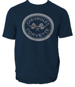 Chevrolet Corvette chevy classic t-shirt car all sizes six colours