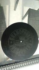 disque 1 face gramophone