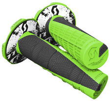 Scott MX DEUCE 2 Grips+Donuts Grip Neon Green/Black YAMAHA YZ 60/80/85/100/125