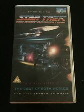 Paramount Star Trek The Next Generation - The Best Of Both Worlds Full Tv Movie