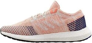 Adidas Women's Cloud White/Mystery Ink Knit & Synthetic Running Shoes 8.5 B M US