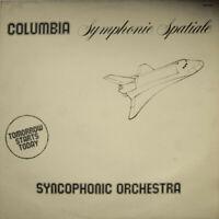 "The Syncophonic Orchestra - Columbia Sympho (Vinyl LP+7"" - 1981 - FR - Original)"
