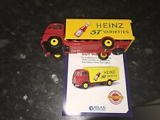 "ATLAS EDITION-DINKY SUPERTOYS ""HEINZ"" GUY WARRIOR 57 avec certificat No.920."