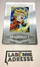 CARTE DRAGONBALL Z DBZ PC-11 Dragon Ball Z Hero Collection Series Part 2 - 1994