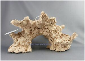 ARKA Riffkeramik Riffbogen 20x10cm, schöne poröse Riffkeramik, schnell bewachsen