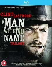 The Man With No Name Trilogy Blu-ray Clint Eastwood Gian Maria Volonte