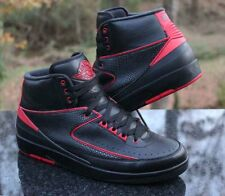 ee280647a30 Air Jordan 2 Retro Alternate 87 Men's Size 12 Black Varsity Red 834274-001