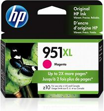 HP 951XL High Yield Magenta Original Ink Cartridge (CN047AN)