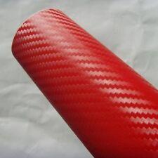 3D Premium Carbon Fiber Vinyl Wrap Roll Bubble Free Air Release