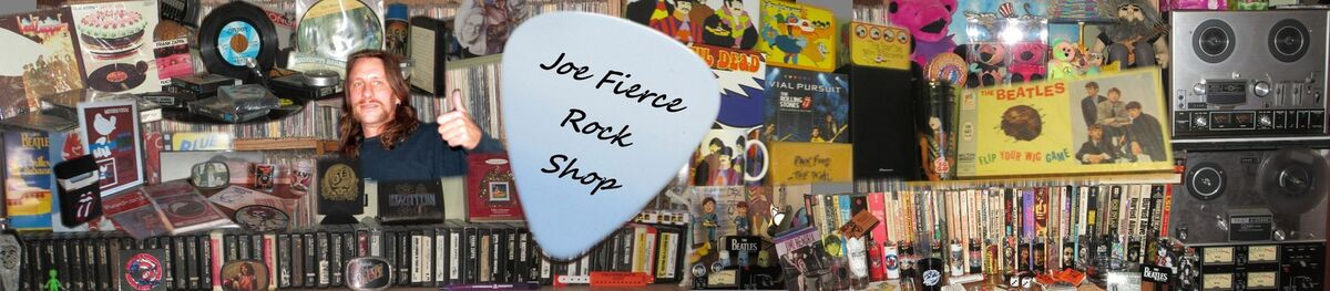 Joe Fierce Rock Shop