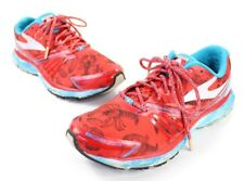 Brooks Launch 2 Men's Size 9 Running Shoes Boston Marathon Lobsters Red Blue