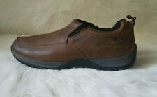 Cabela's Men's Mocs with 4MOST DRY-PLUS Leather Slip On Shoes Size 12 EE