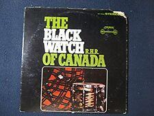 Black Watch R. H. R. Of Canada [Vinyl] Black Watch of Canada