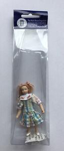 Dolls House Girl 'Sophia' - 10 cm - New In Original Packaging