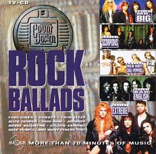 Compilation ‎CD Countdown Rock Ballads - Holland