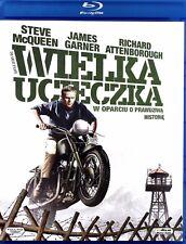 WIELKA UCIECZKA (THE GREAT ESCAPE) - BLU-RAY