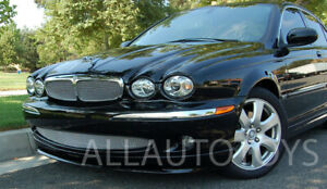 Mesh Grille Insert Upgrade Jaguar X-Type 2002 2003 2004 2005 2006 2007 Grill